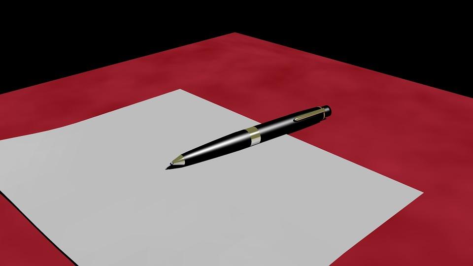 kako napisati propratno pismo